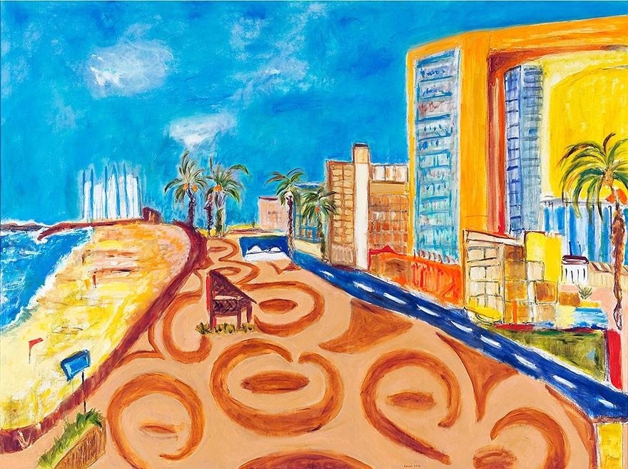 Tel Aviv | 2012| 150 x 200 cm