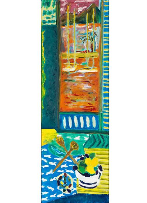 Paysage salé | 2011 | 150 x 50 cm